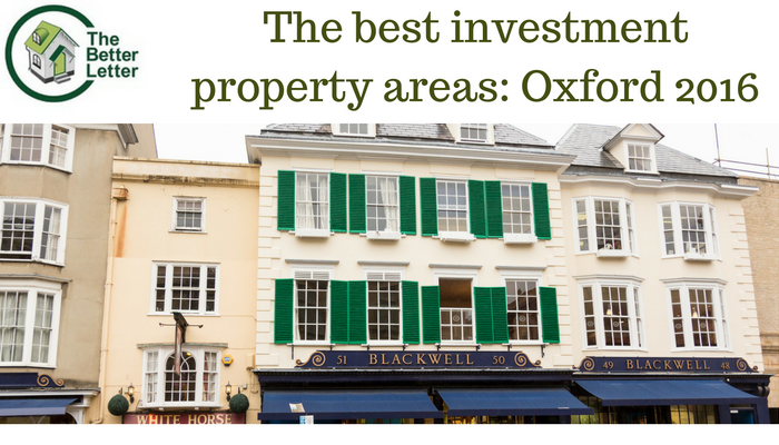 Best Property Investments in Oxford