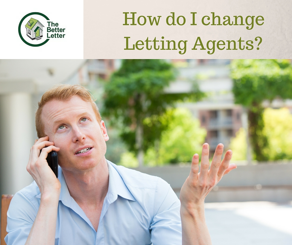 How to Change Letting Agents