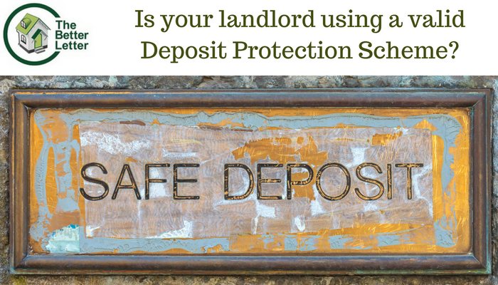 Deposit Protection Schemes