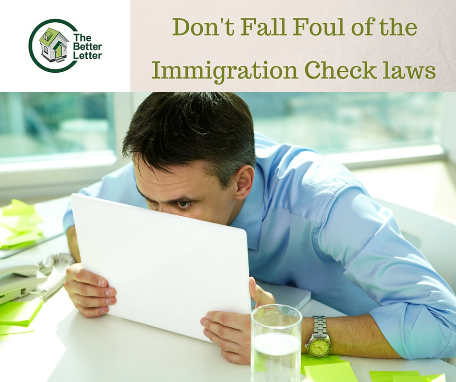 DIY Landlords Set To Fall Foul Of The 'Immigration Check