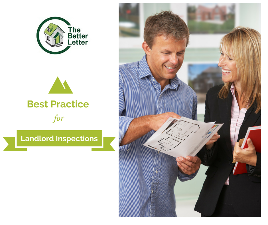 Best Practice for Landlord Inspections